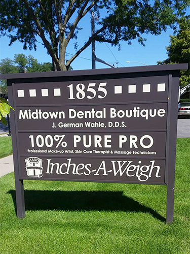 Midtown Dental post